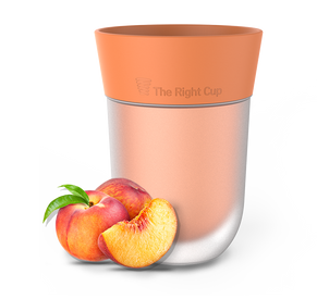 Peach Flavored Cup