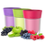 Berry, Apple and Grape cup pack