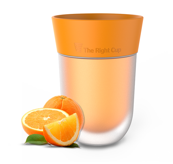 Orange Flavored Cup