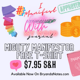 I Manifest Greatness With My Word Journal (PRESALE!)