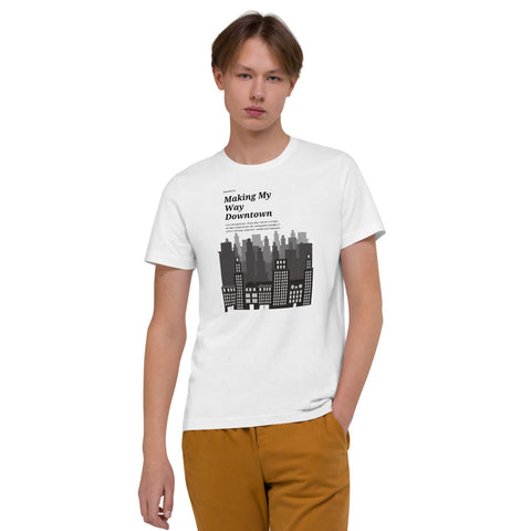 Entrepreneur Stroll Organic Cotton T-Shirt