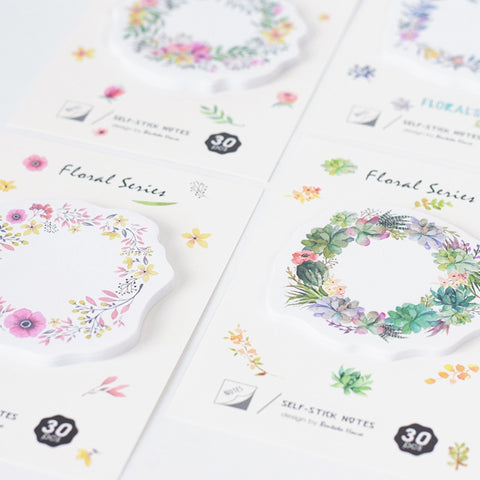 Regal Wreath Notes (36pc!)