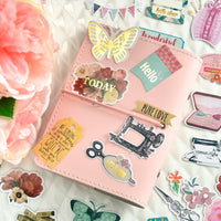 65-pcs Faith Notes High Quality Cardstock Sticker Pack