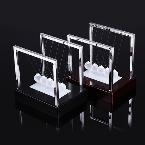Newtons Cradle LED Light Up Home Decor