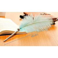 Luxe Feather Pen
