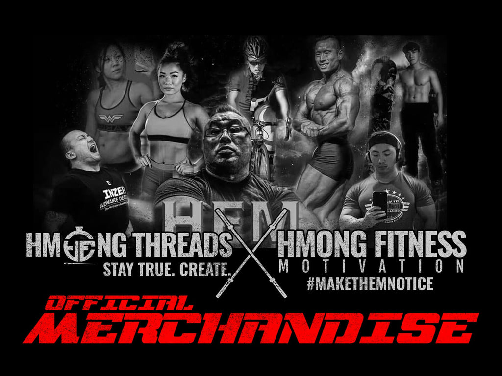 HFM Hmong Threads Fitness motivation