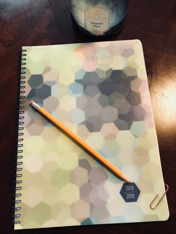 Lifestyle planner 2019 tips and tricks organizer sacramento boutique