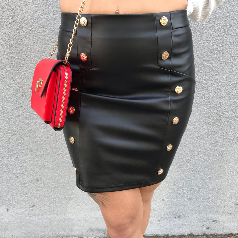 New Girl In Town - Skirt