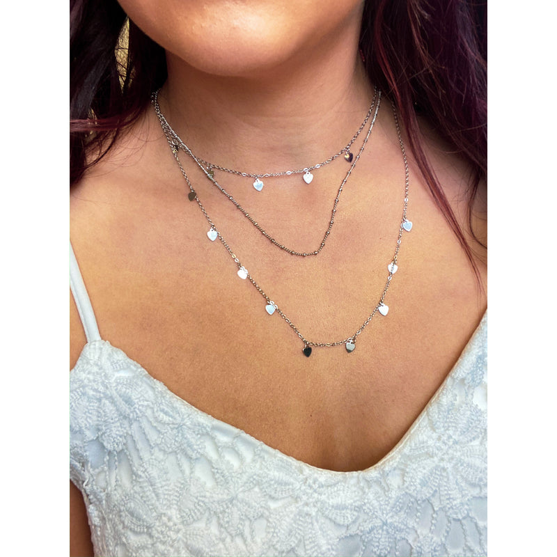 Three's A Charm (necklace)