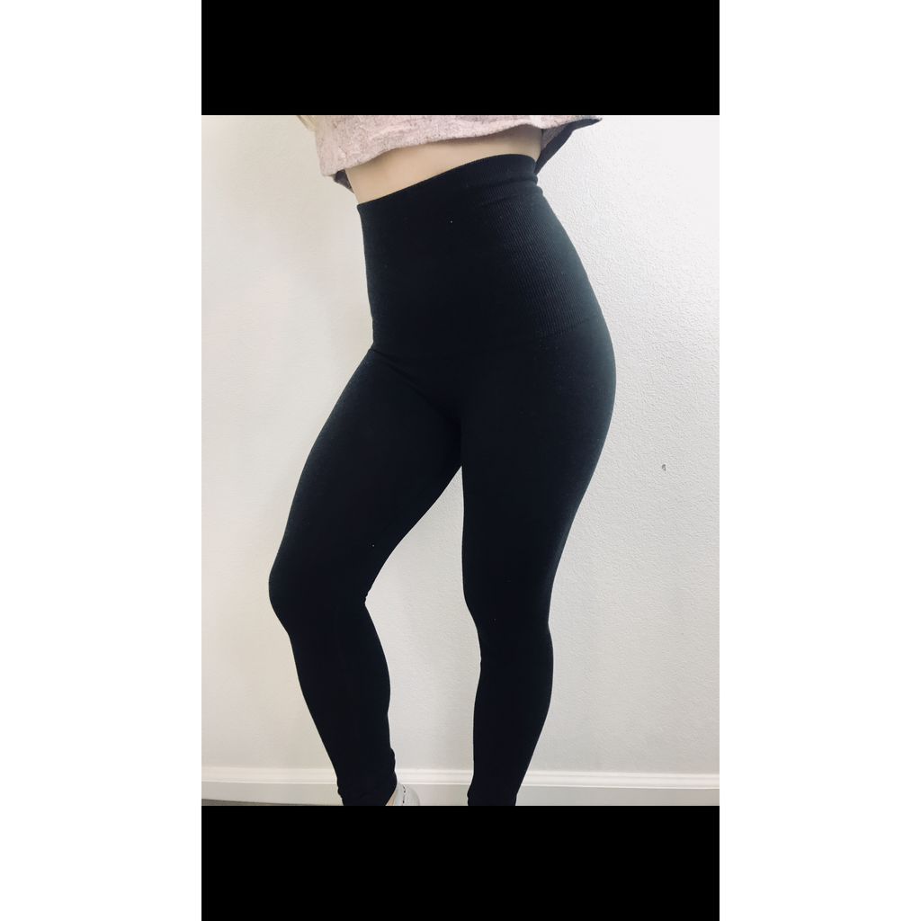 fall vibes compression waist best leggings ever