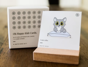 Oh Happy Kids Cards, Insite Mind - Glow + Gifts