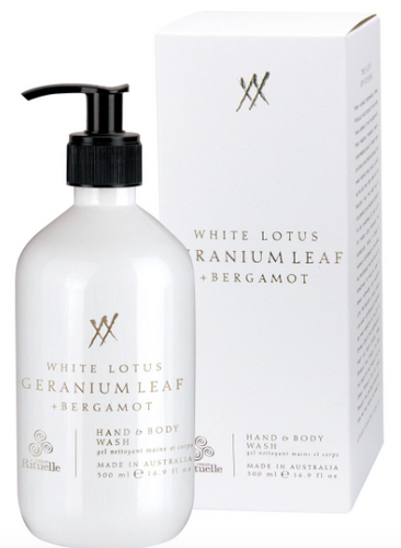 Hand & Body Wash, by Urban Rituelle - Glow + Gifts