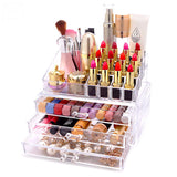 Makeup and Jewelry Organizers