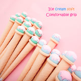 Ice Cream Soft Gel Pens