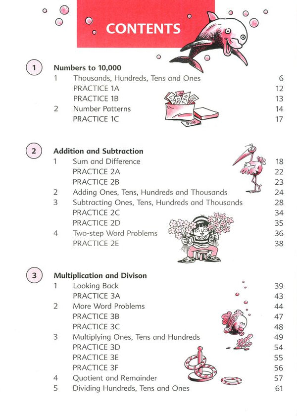 Singapore Math: Grade 3 Primary Math Textbook 3A (US Edition)