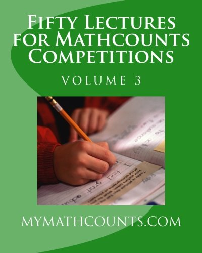 Fifty Lectures for Mathcounts Competitions  (3)