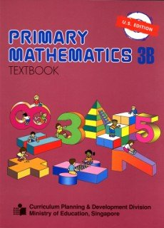Singapore Math: Grade 3 Primary Math Textbook 3B (US Edition)