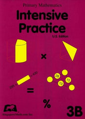 Primary Mathematics Intensive Practice, U.S. Edition, Level 3B