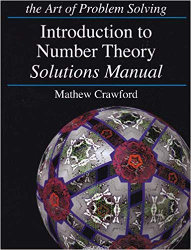 AOPS: Introduction to Number Theory + Solutions Manual
