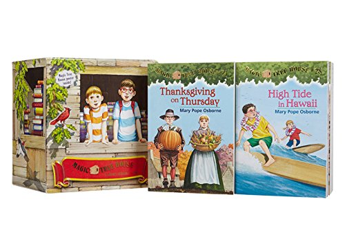 Magic Tree House Boxed Set, Books 1-28