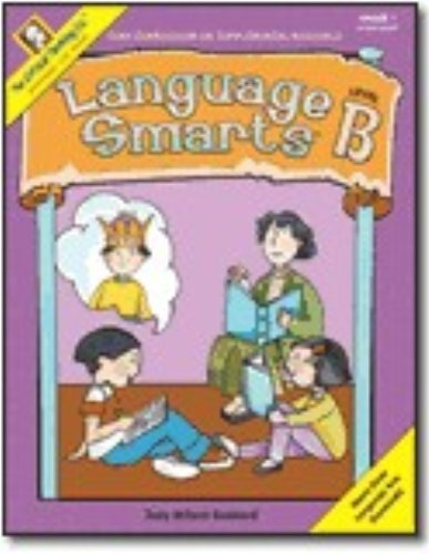 Language Smarts Level B - Reading, Writing, Grammar, and Punctuation for Grade 1