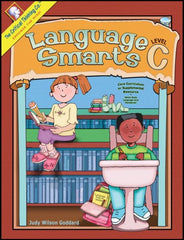 Language Smarts Level C - Reading, Writing, Grammar, and Punctuation for Grade 2
