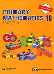 Singapore Math: Grade1 Primary Math Textbook 1B (US Edition)