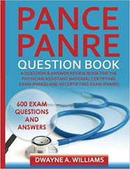 PANCE and PANRE Question Book: A Comprehensive Question