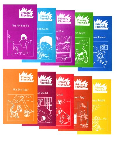 Primary Phonics Storybook, Set 5