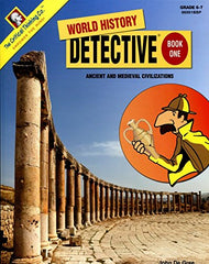 World History Detective® Book 1