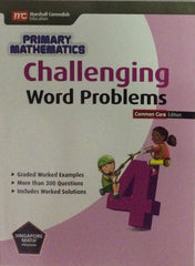 Challenging Word Problems (Common Core Ed.): Grade 4