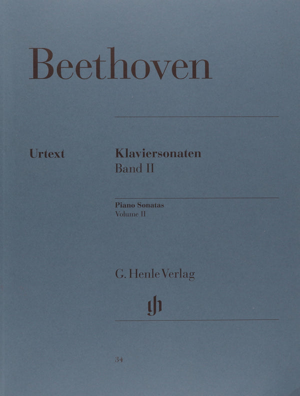 Piano Sonatas, Vol. 2: Beethoven
