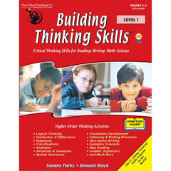 THE CRITICAL THINKING CO. BUILDING THINKING SKILLS LEVEL 1