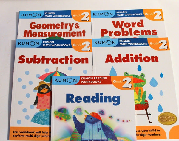 Kumon Grade Set