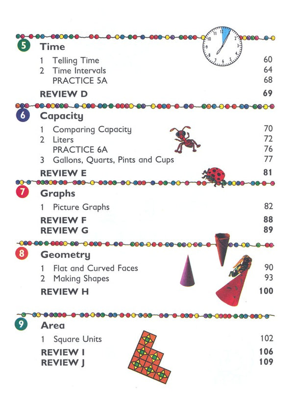 Singapore Math: Grade 2 Primary Math Textbook 2B (US Edition)