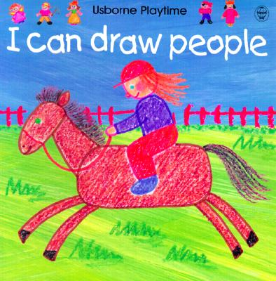I Can Draw People (Paperback)