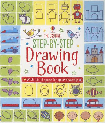 Step-By-Step Drawing Book (Paperback)