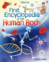 First Encyclopedia of the Human Body (Paperback)