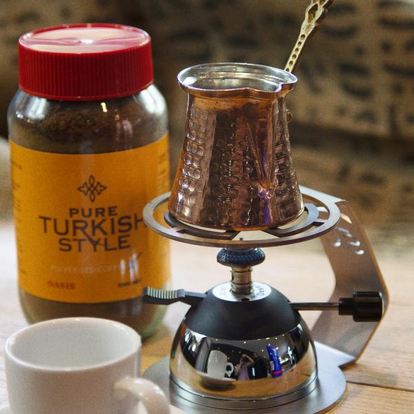 Pure Turkish Style Pulverised Coffee 300g