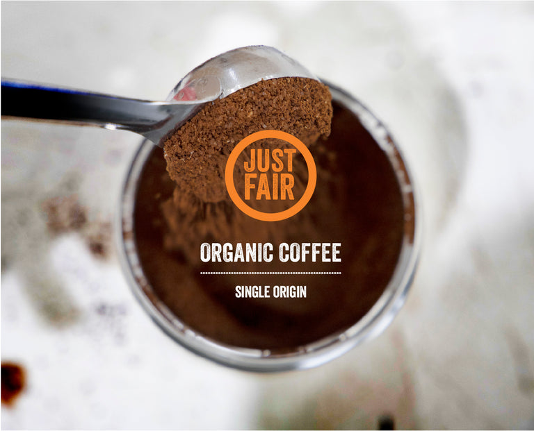 Just Fair Organic Single Origin - Papua New Guinea