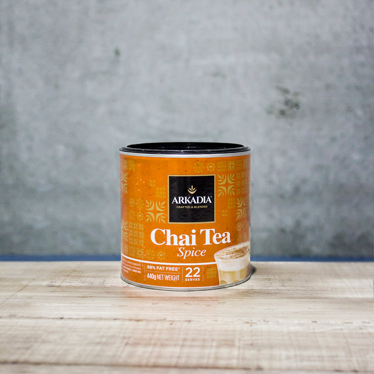 Arkadia Chai Tea Range