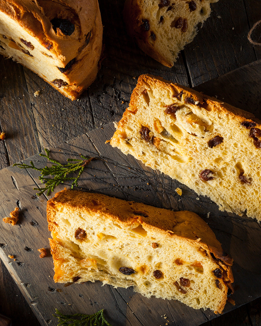 Panettone Semifreddo and Pandoro Tiramisu: 2 zero waste recipes
