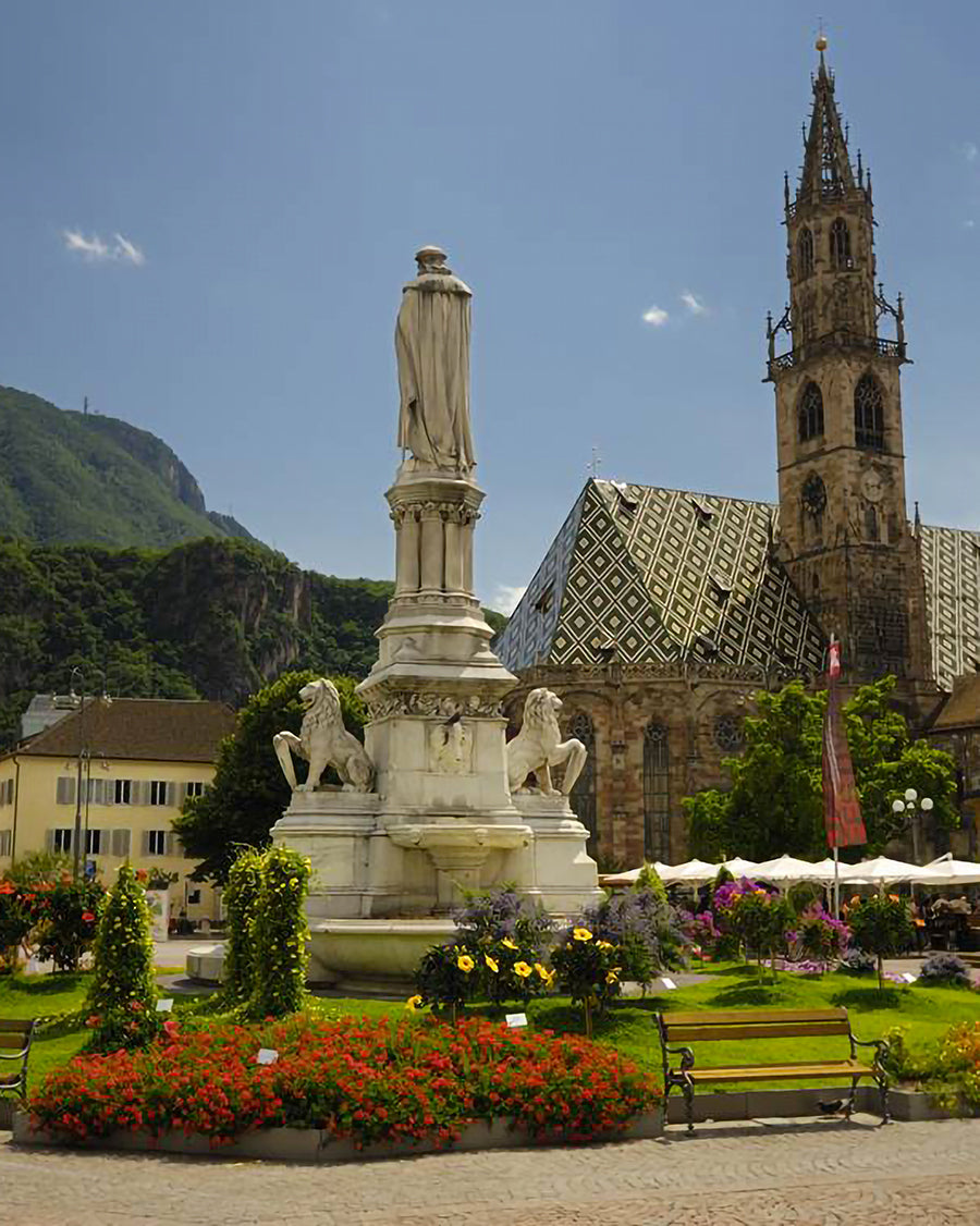 The best Italian city to live in? Bolzano!