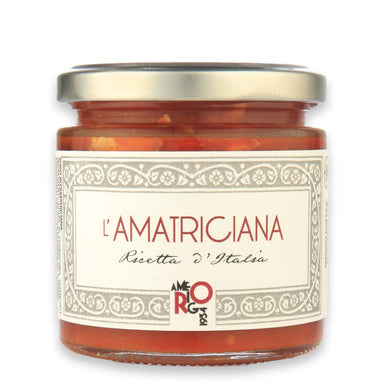 Amatriciana Sauce - ilikeitalianfood
