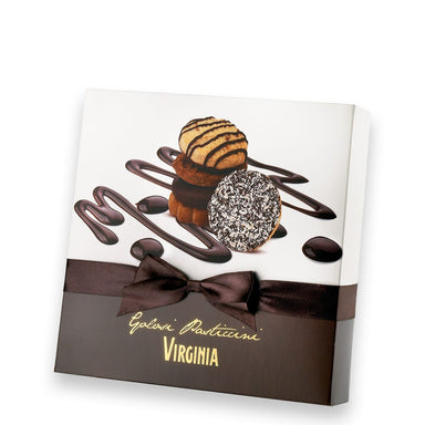 Assorted Chocolate Pastry in a Gift Box - ilikeitalianfood