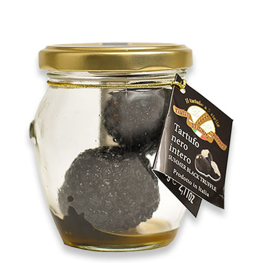 Whole Black Truffle in Brine - ilikeitalianfood