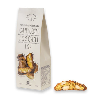 Almond Cantuccini Tuscan Cookies - ilikeitalianfood