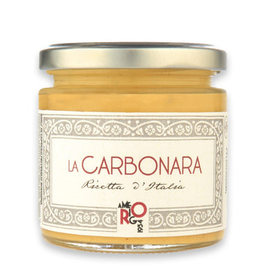 Carbonara Sauce - ilikeitalianfood