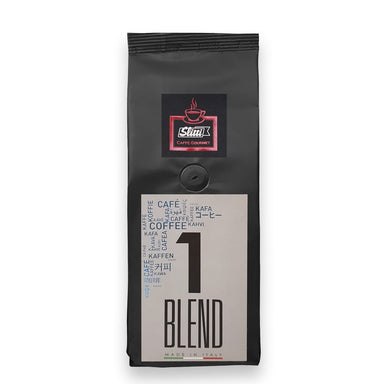 100% Arabica Ground Espresso Coffee Blend 1 - ilikeitalianfood