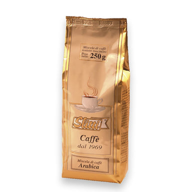 100% Arabica Ground Espresso Coffee - ilikeitalianfood